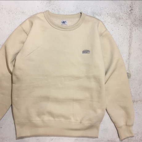 [Naughty] LOGIC CREW NECK SWEAT