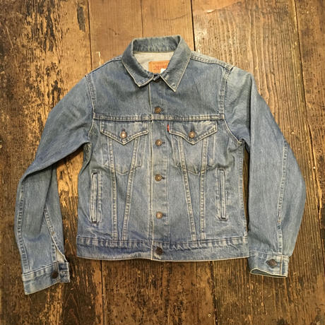[USED] Levis Gジャン 70706  BOYS 18