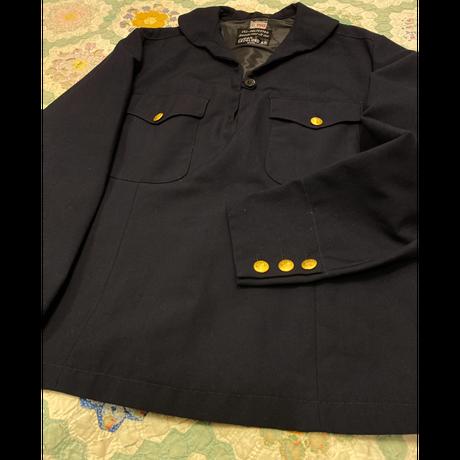 [DEADSTOCK] SWEDEN軍 セーラートップス
