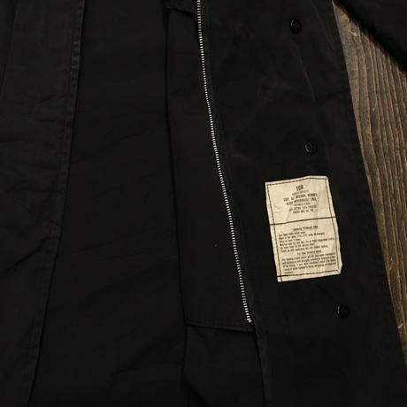 [USED] 80's US  NAVY ステンカラーコート