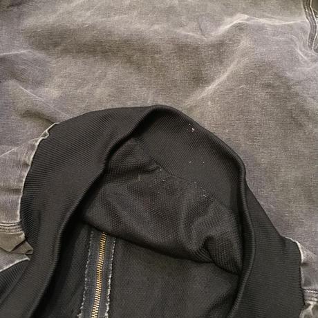 [USED] Carhartt ダック地 パーカー BLACK