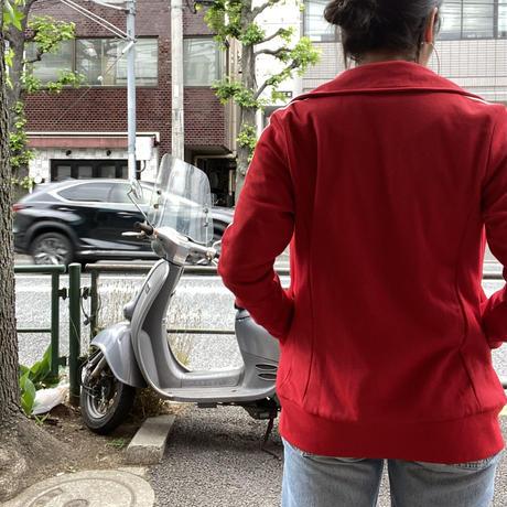 [USED] adidas トラックジャケット/RED