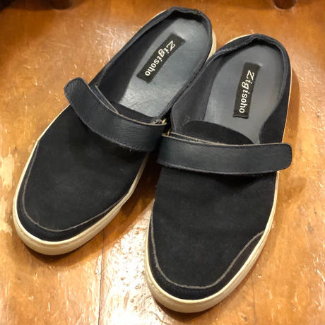 [USED] NAVY♡Slip-onsサンダル