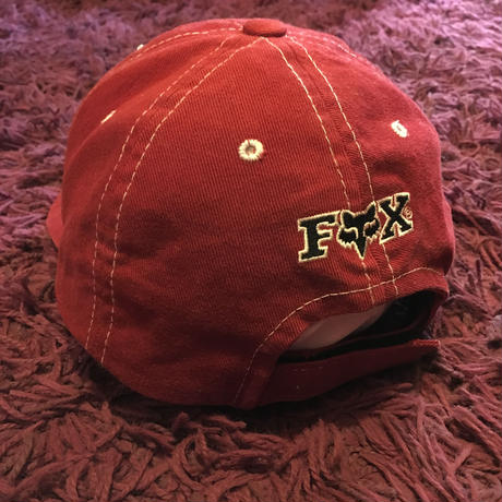 [USED] OLD FOX  CAP