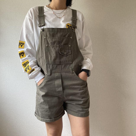 [USED]  SHORT  OVERALL