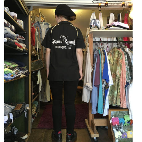 [USED] OLD ボーリングシャツ