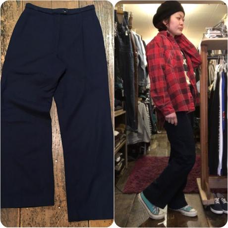 [USED] PENDLETON woolスラックス