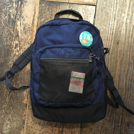 [USED] JANSPO メッシュリュック made in USA!