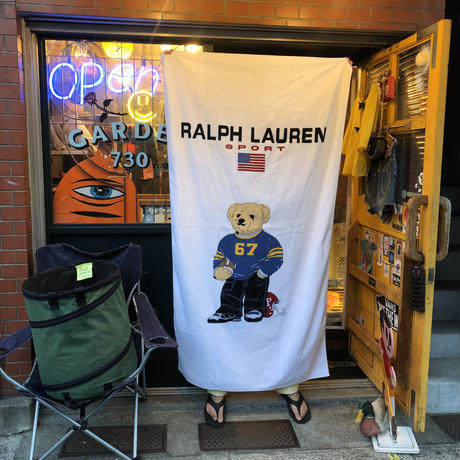 [USED] Ralph Lauren HOME ビーチタオル 93cm×165cm