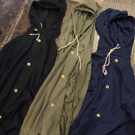 [SELECT] SWEDEN COTTONパ―カー