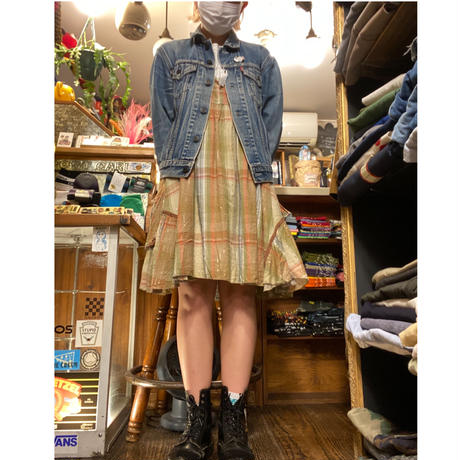 [USED] EURO Levis  'For GIRLS'  Gジャン