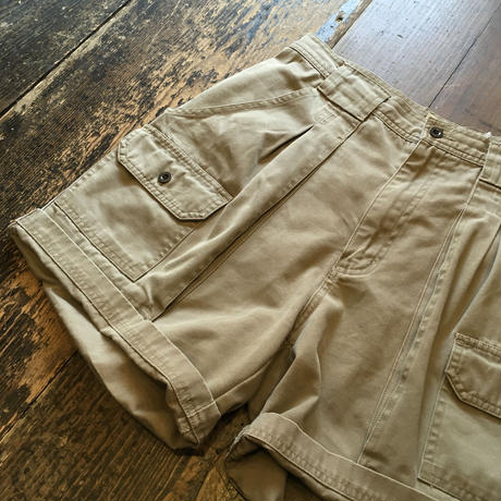 [USED] Eddie Bauer COTTON shorts