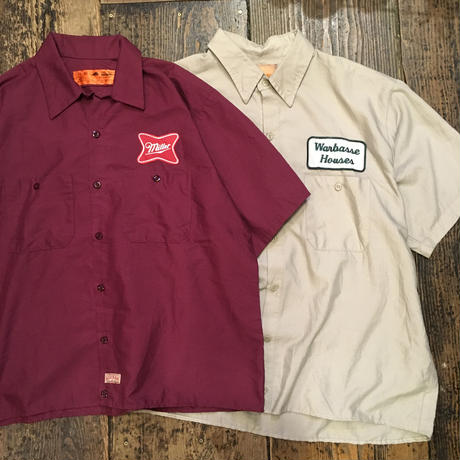 [USED] US WORK SHIRTS