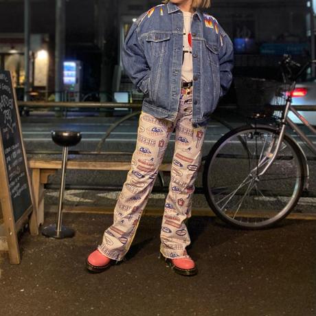 [USED]80's ARIKUI  Levis   デニムジャケット
