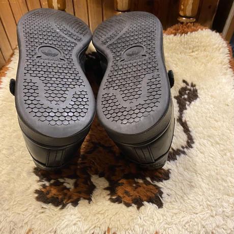 [USED] adidas STAN SMITH ベルクロ BLACK!!