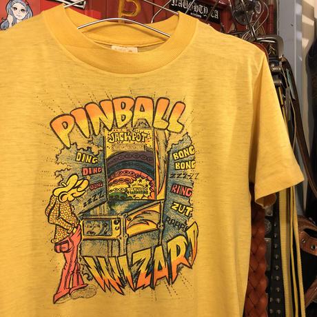 """[USED] VINTAGE """"PINBALL WIZARD"""" Tee♡"""