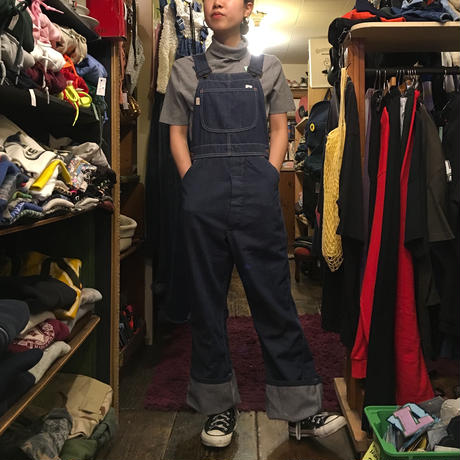 [USED] 70's VINTAGE デニム OVERALL