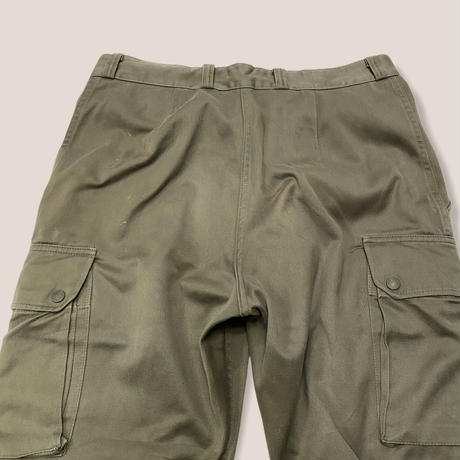 [USED] FRENCH ARMY CARGO PANTS!
