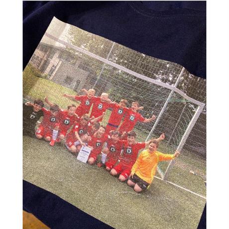 [USED]  footballチーム フォトTee