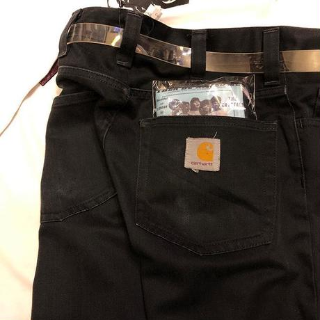 [USED] EURO Carhartt BLACK PANTS