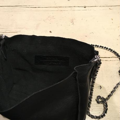 [USED] REALレザーショルダーバッグ