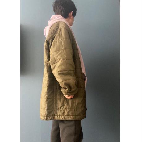 [USED] キルティングライナーJK / ポケット付き♡