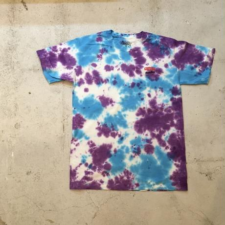 "[Naughty] HOMEBOY ""TIE-DYE"" S/S Tee"