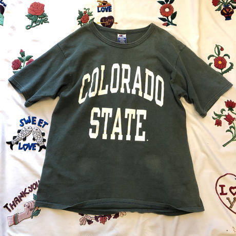 [USED] CHAMPION COLORADO STATE Tee