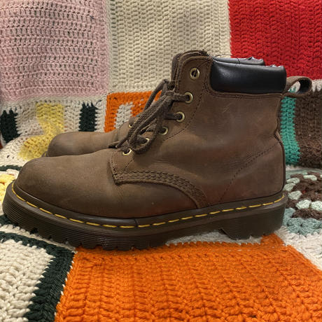 [USED] Dr.Martens ブラウン 6HOLE