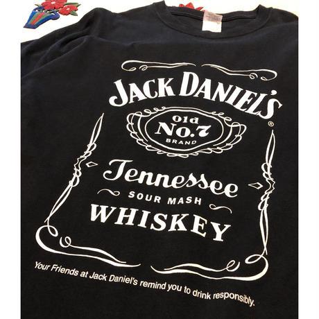 [USED] JACK DANIEL'S ウィスキーTee
