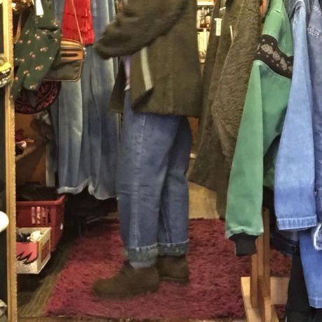 [USED] L.L. Bean 裏ネル デニム