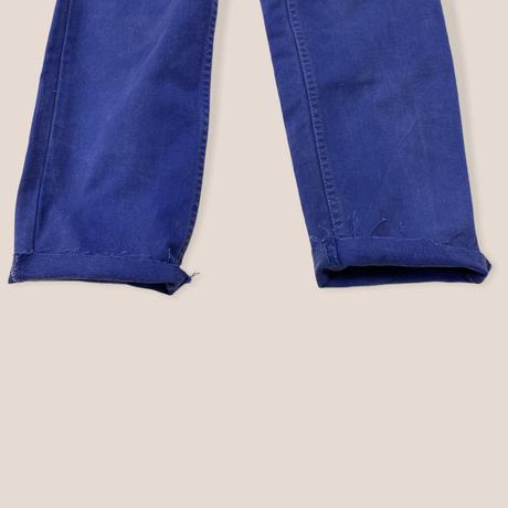[USED] Levis COLOR DENIM  BLUE