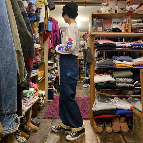 [USED] 70's Dickies 裏ネルPANTS!