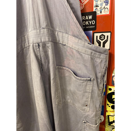 [USED]  EURO WORK OVERALL