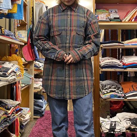 """[USED] """"Eddie Bauer"""" チェックシャツ!"""