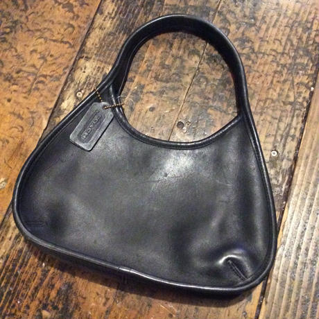 [USED] old COACH Bag (BLACK)
