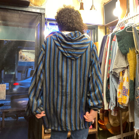 [USED]  ボタン付き♡MEXICAN PARKA