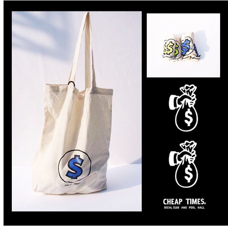 "[CHEAP TIME$] 2way ""DOLLAR BAG$"""