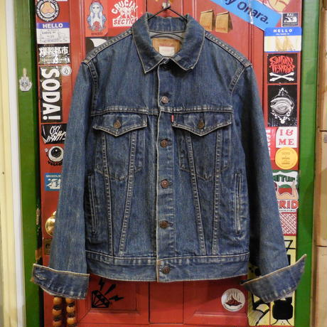 [USED] Levis Gジャン 70706 size 18