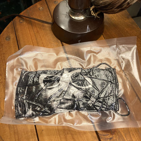 [PERO] リメイク マスク -vintage tee-