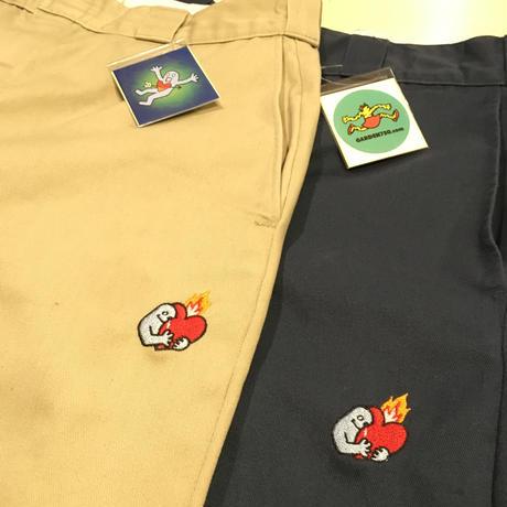 [BENICOTOY] ♡ 刺繍 Dickies  PANTS !