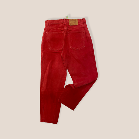 [USED] Levis 550 COLOR DENIM  made in U.S.A.