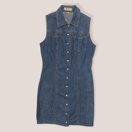 """[USED] """"GUESS JEANS"""" DENIM ONE-PIECE💙"""