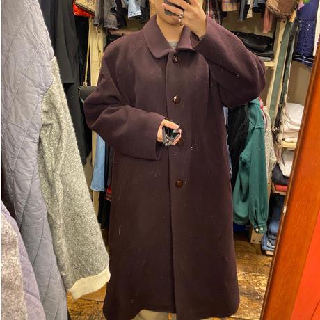 [USED]渋〜い色!ロングコート