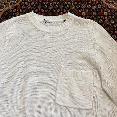 [USED] LINEN knit