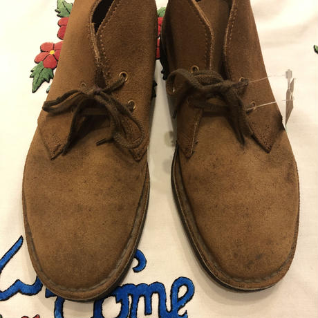 [USED] Clarks デザートブーツ made in England.