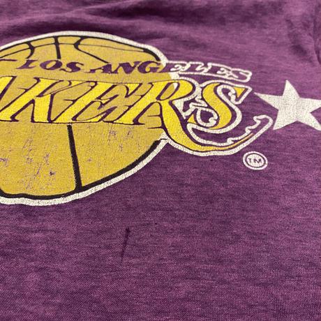 "[USED] VINTAGE ""LAKERS"" Tee🏀"