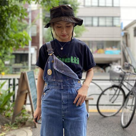 [USED] 70's Lee DENIM OVERALL♡