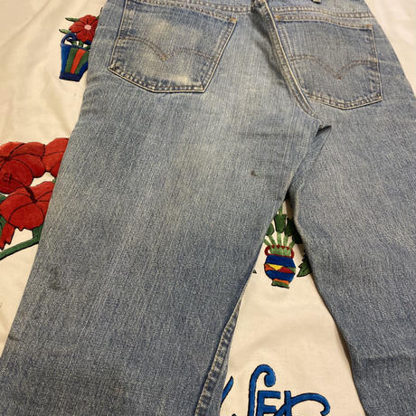 [USED]   70's Levis  646