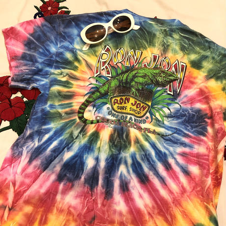 [USED] RON JON TIE-DYE SURF Tee